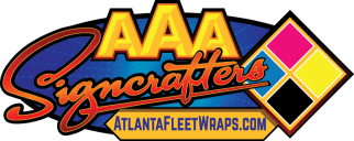 Fleet Wraps, Vehicle Wraps - AAA Signcrafters, metro Atlanta, Georgia